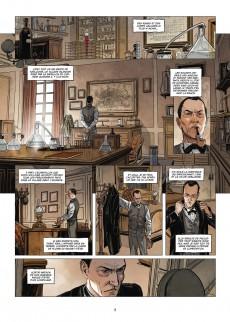 Extrait de Sherlock Holmes Society -2- Noires sont leurs âmes