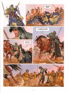 Extrait de Le chevalier à la Licorne - Le Chevalier à la Licorne
