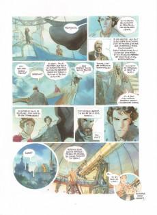 Extrait de Le château des étoiles -INT2TL- 1869 : La Conquête de l'espace - Volume II