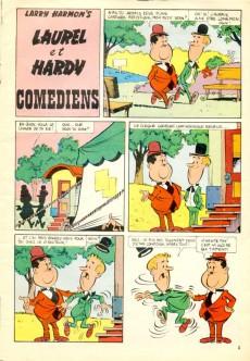 Extrait de Laurel et Hardy (1re Série - Interpresse) -6- (1968)