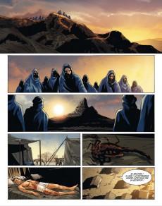 Extrait de Sanctuaire Genesis -2- Seconde partie
