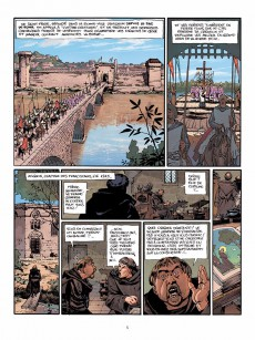 Extrait de Jour J -22- L'empire des steppes