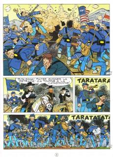 Extrait de Les tuniques Bleues -59- Les quatre évangélistes