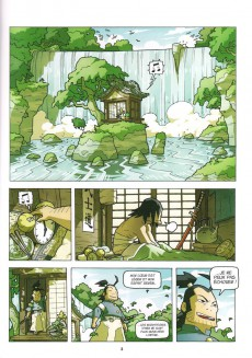 Extrait de Zblu Cops -3a2011- Samouraï et fines herbes