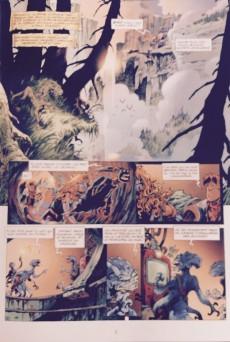 Extrait de Lanfeust et les mondes de Troy - La collection (Hachette) -13- Lanfeust des Étoiles - La Chevauchée des bactéries