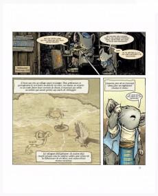 Extrait de Légendes de la Garde - Baldwin le brave et autres contes