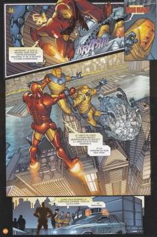 Extrait de Marvel Fun -4- Iron Man cœur d'acier !