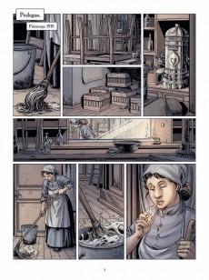 Extrait de 14-18 (Corbeyran/Le Roux) -4- La tranchée perdue (avril 1915)