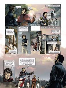 Extrait de Ils ont fait l'Histoire -9- Napoléon - Tome 2/3