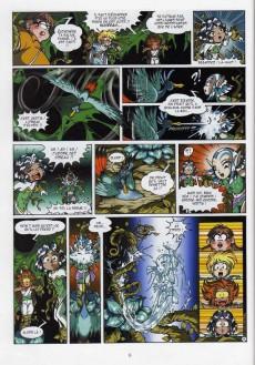 Extrait de Les légendaires -2a12- Le gardien