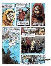 Extrait de Prisoner of ice -3- La Cité des Abîmes