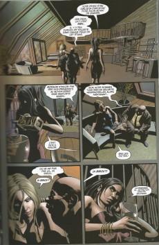 Extrait de Secret Avengers (Marvel Deluxe) -1- Histoires secrètes