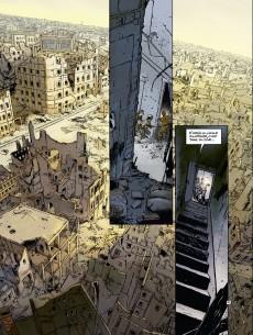 Extrait de La guerre des Amants -3- Jaune Berlin