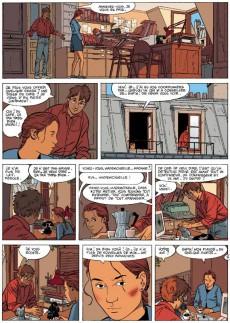 Extrait de Jérôme K. Jérôme Bloche -17b2014- La marionnette