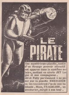 Extrait de Jet Logan (puis Jet) -31- Le pirate