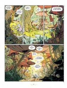 Extrait de Alienor Mandragore -1- Merlin est mort, vive Merlin !