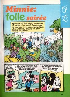 Extrait de Minnie mag -50- Numéro 50