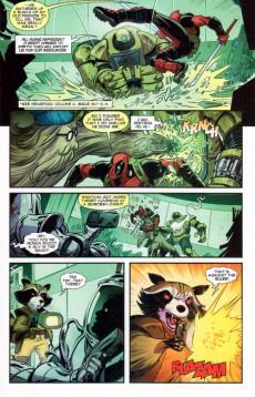 Extrait de Guardians Team-Up (2015) -10- Issue 10