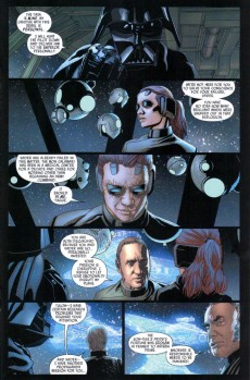Extrait de Darth Vader (2015) -8- Book II, Part II : Shadows And Secrets