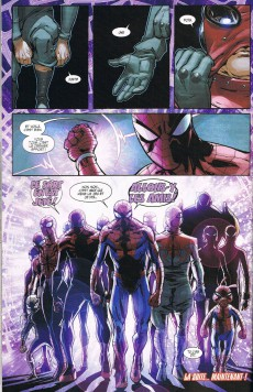 Extrait de Spider-Man (Marvel France 5e série - 2015) -9- Spider-verse (4/4)