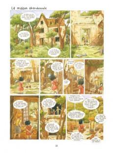 Extrait de Mirabelle (Peultier) -5- Sur la route des vacances