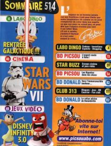 Extrait de Picsou Magazine -514- Picsou Magazine n° 514