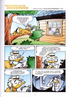 Extrait de Les grands Héros Disney -5- Génial Géo Trouvetou