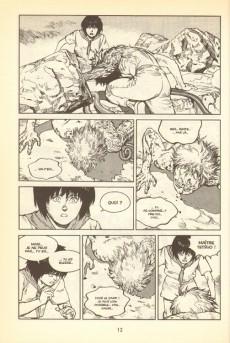 Extrait de Akira (Glénat en N&B) -6- Tome 6