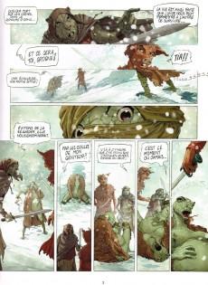 Extrait de Les fables de l'Humpur -3- Le Royaume d'Ophü