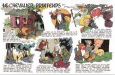 Extrait de Le chevalier Printemps -1- Le Chevalier printemps