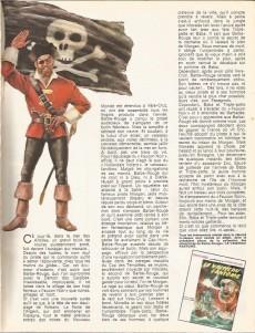 Extrait de Barbe-Rouge -7b1973- L'Île de l'homme mort