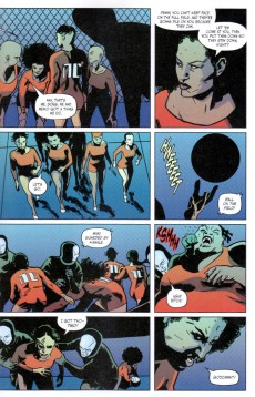 Extrait de Bitch Planet (2014) -5- Issue 5