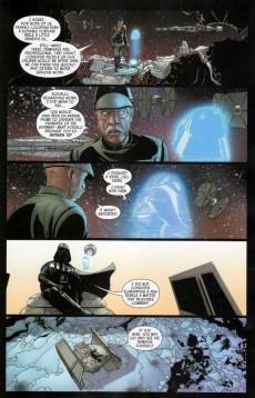 Extrait de Darth Vader (2015) -9- Book II, Part III : Shadows And Secrets