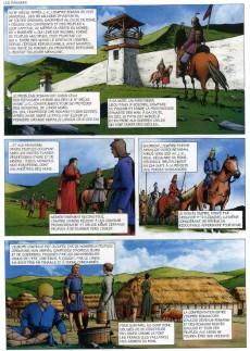 Extrait de Histoire de France -3- Des Gallo-Romains aux barbares 212 - 481