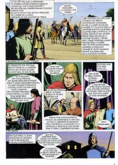 Extrait de Histoire de France -4- Les Mérovingiens de Clovis à Pépin le Bref 482 - 751