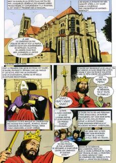 Extrait de Histoire de France -5- Les Carolingiens de Pépin le Bref à Hugues Capet 751 - 987