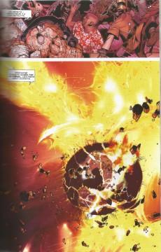 Extrait de Wolverine and the X-Men -2- Avengers vs X-Men