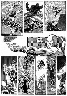 Extrait de Deadly Hands of Kung Fu (The) (Marvel - 1974) -1- The Testing of Shang-Chi