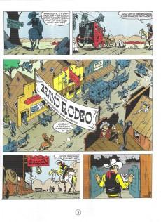 Extrait de Lucky Luke (en anglais) -254- Rodeo