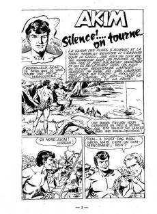 Extrait de Akim (1re série) -120- Silence !... on tourne...