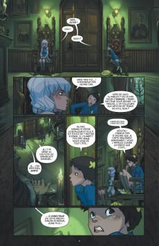 Extrait de Gotham Academy -1- Le Secret des Cobblepot
