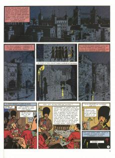 Extrait de Blake et Mortimer (Les Aventures de) -6b1992- La Marque Jaune