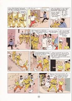 Extrait de Tintín (Las Aventuras de) -9- El Cangrejo de las pinzas de oro
