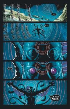Extrait de Aquaman (DC Renaissance) -5- Maelström