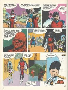 Extrait de Le vagabond des Limbes -3b1983- Les charognards du cosmos