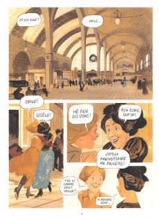 Extrait de Les variations d'Orsay