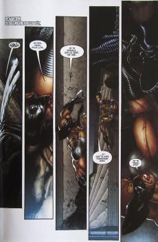 Extrait de Wolverine (Marvel Dark) - Dents de Sabre: Renaissance