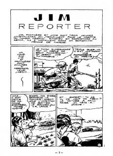 Extrait de Apaches (Totem Spécial HS, Kris Spécial HS, puis) -4- Jim reporter