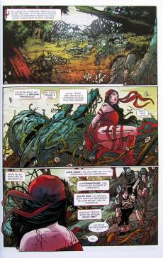 Extrait de Elektra (100% Marvel - 2015) -2- Mort à la Guilde des Assassins