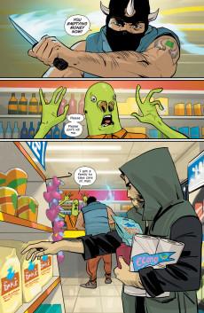 Extrait de Saga (Image comics - 2012) -INT05- Saga - Volume Five